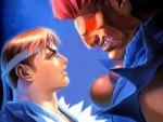 Ryu & Akuma