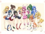 Sailor Moon vs Smile Precure!