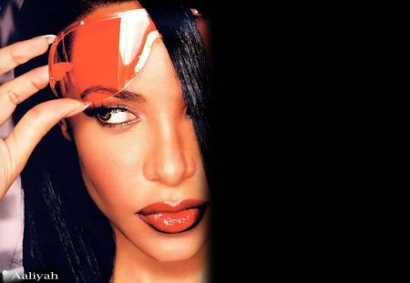 The Incomparable Aaliyah - aaliyah, actress, angel, entertainer, singer