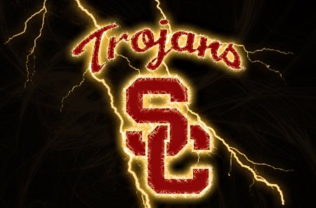 USC TROJANS - college, football, usc, ncaa, trojans