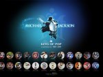 Michael Jackson--King of Pop