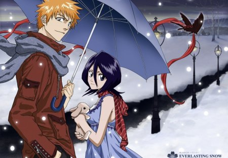 Sweet Winter - cute, battle, death, shinigami