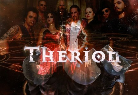 Therion - hd, rock, music, therion, goth, metal, wallpaper, rock n roll, entertainment