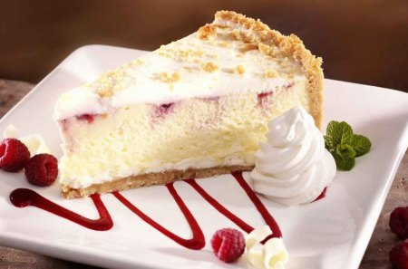 Cheesecake - delicious, dish, eat, dessert, food, enjoyment