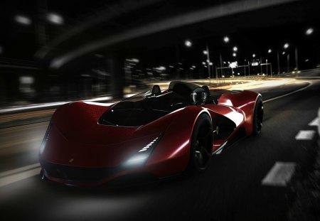 Ferrari Aliante Concept - aliante, concept, cars, ferrari