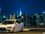 Evo city skyline