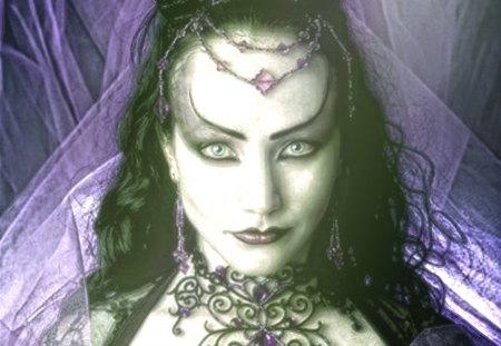 Gothic Glam - dark, fashion, gothic, girl
