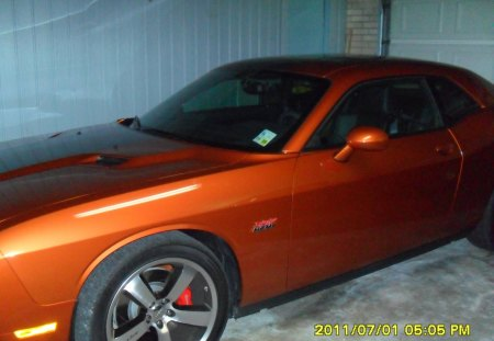 2011 dodge challenger - the, i, own, car