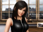 A smile from Tifa