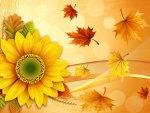Autumn Breezes Blowing