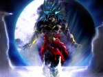 Broly Super Saiyan 2