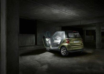 Smart :) - nice, car, smart, pg