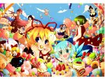 Touhou sweets