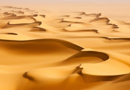 Dessert dunes - dunes, dessert, sand, background