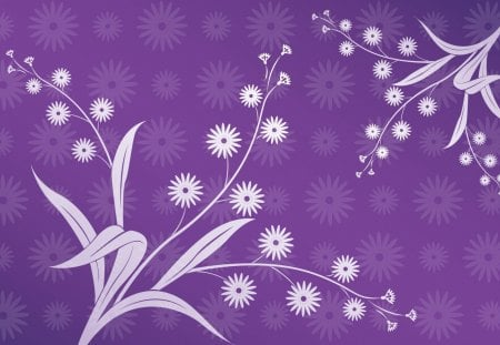 Purple background - abstract, purple, texture, flower