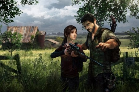 The Last of Us - ps3, naughty dog, the last of us, game, sony