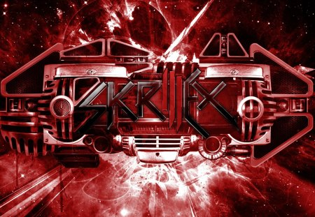 Red-Skrillex