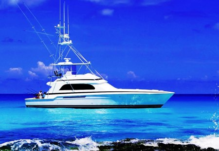 Nice Fishing Boat Personal Boats Boats Background Wallpapers On Desktop Nexus Image 1167212