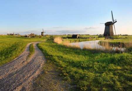 Home Sweet Home - wallpaper, home sweet home, child time, born, holland, kinderdijk