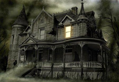 Αποτέλεσμα εικόνας για spooky houses