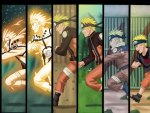 the growth of naruto