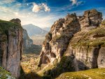 Meteora - High Up Above (Greece)