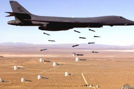 B1 lancer - beautiful, military, bomber, airplane