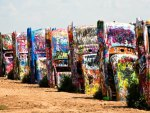 Cadillac Ranch - Texas, USA