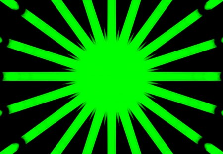 editadd caleido green - gabbernetz, labrano, abstract, add, sun, caleidoscope, green, gizzzi, edit, black