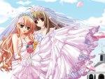 Mizuho's and Takako's Wedding