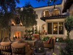 Luxurious Outdoor Patio