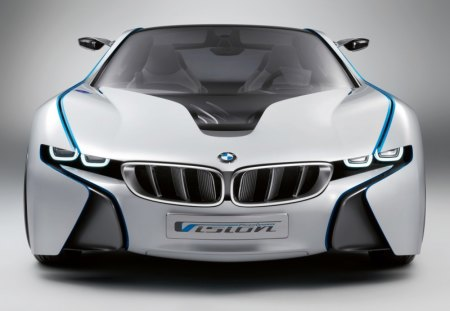 BMW-Vision-EfficientDynamics-Concept-2009 - concept, vision, efficientdynamics, 2009, bmw