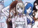 Fairy Tail Ladies ≈ Scantily Clad