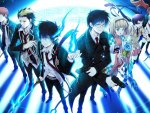 Ao no Exorcist characters/cast