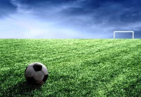 Bliss-soccer field - other, entertainment, desktop, windows