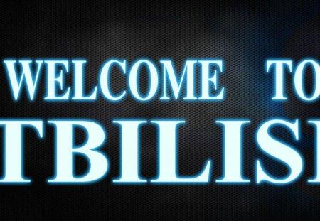 TBILISI - weloce, georgia, tbilisi, to