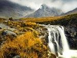 MISTY MOUNTAIN WATERFALLS