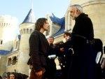 Lancelot and King Arthur