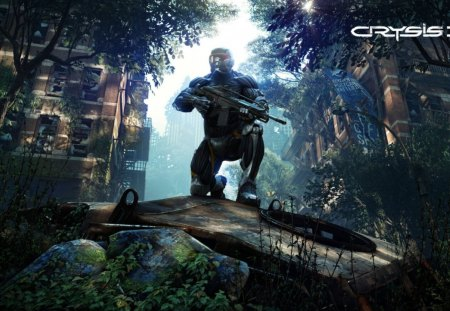 Crysis 3 New - game, ceph, crytek, electronic arts