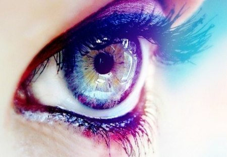 Eye - catchy, look, colourful, eye