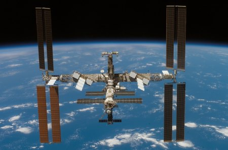 ISS - space station, iss, manned, orbit