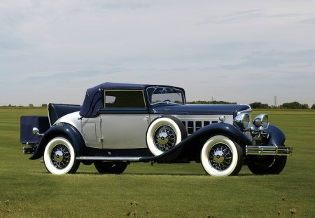1932 REO Royale Convertible - antique, car, vintage, royale, reo, 1932, old, classic, 32, elegant, convertible