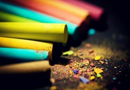Colour your Life - life, colourful, bright, shine