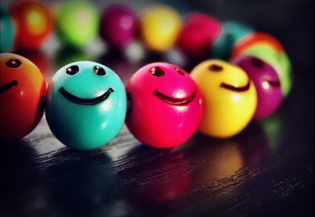 Smile - change, life, colours, smiling