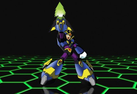 Ultimate Armor X - ultimate armor, megaman x, video games, anime, cartoons, mega man x, megaman, ultimate armor x, mega man