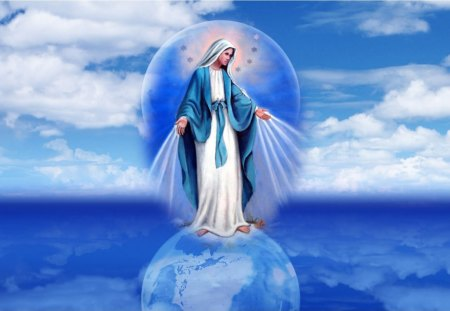 Sweet Virgin Mary - virgin, god, mary, jesus