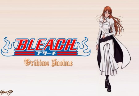 Inoue Orihime - Bleach - games, walls, anime, manga, movies