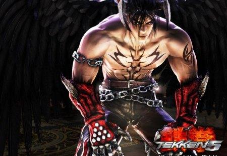 devil jin by czar - sasuke, naruto, itachi, kisame