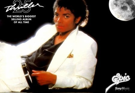 Michael Jacksons Thriller Music Entertainment