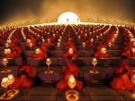 Celebration of Makha Bucha Day